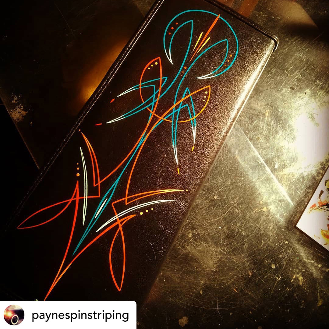 Pinstriping design, pinstriping paint @paynespinstriping