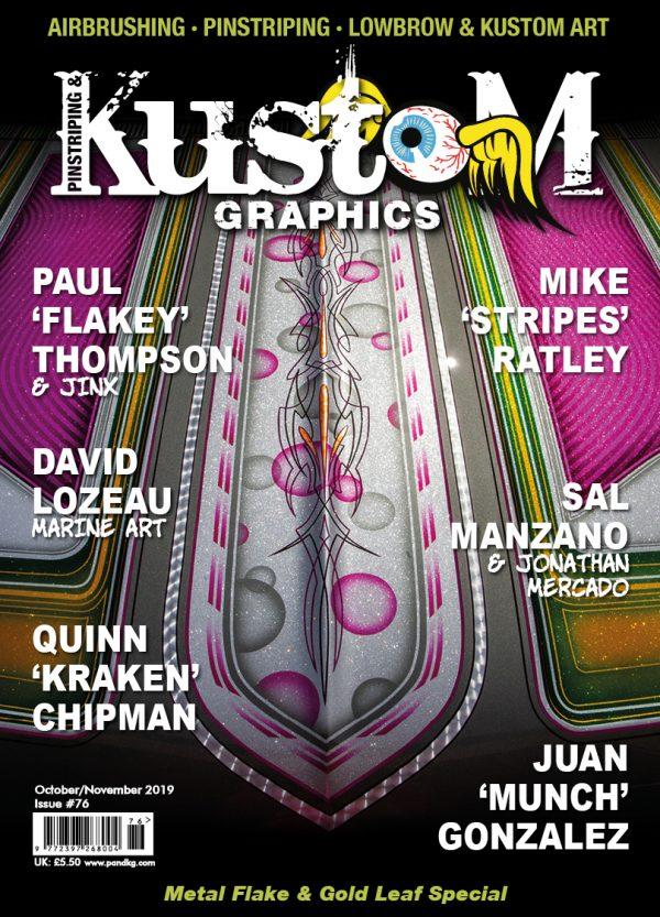 Issue 76 October / November 2019