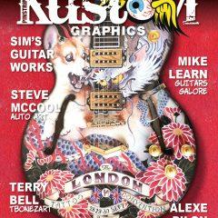 Kustom Graphics Magazine Issue 78
