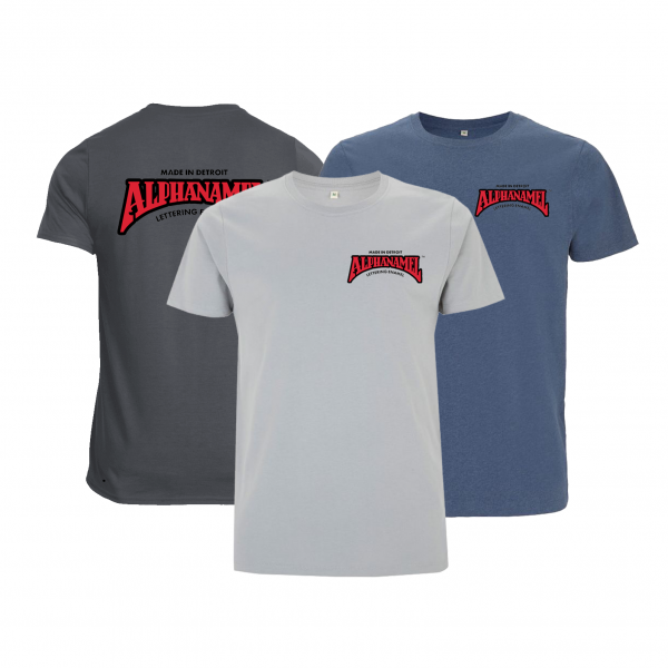 Alphanamel T-shirts