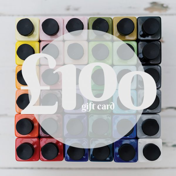 Sabre Paints Gift Card £100